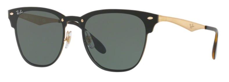 Ray-Ban Blaze Sonnenbrille Gold gestreift 043/71 41mm 7nWbRun