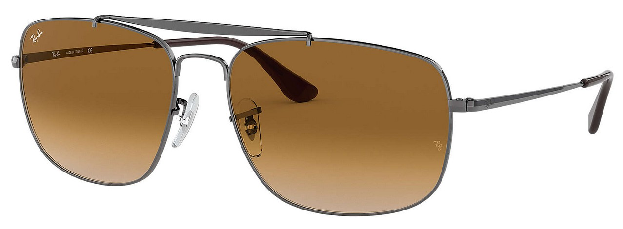 Ray Ban RB3560 004/51 The Colonel Sonnenbrille verglast n30Fv